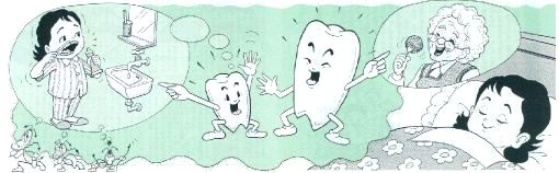 歯のあるはなし