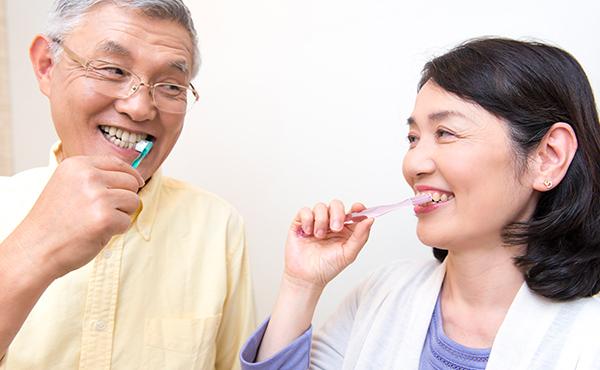 歯磨きは「掃除」です