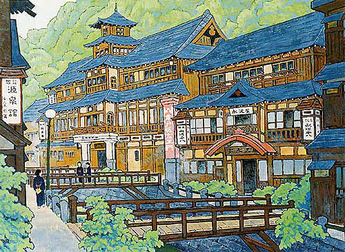 「銀山温泉」/久和 総一郎会員