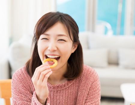 噛むことが大切な4つの理由~口は健康の入り口です~