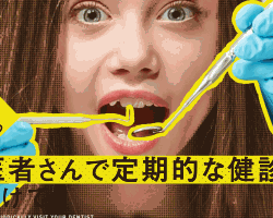 「いい歯は毎日を元気に」<br>~食と歯の関係を再発見できる...