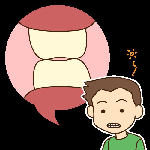 歯のかみしめおよび歯列接触癖(TCH)について
