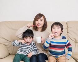 「3つの目」で子どもをむし歯から守ろう