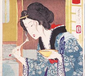 江戸時代の歯ブラシ